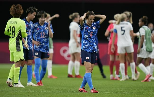 奥运会-日本女足0-1<a href=