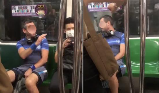 新加坡驱逐一名拒戴口罩的<a href=